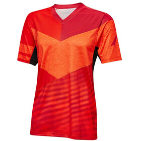 Protective P-MX-60 Bike Jersey Shortsleeve Men orange/red